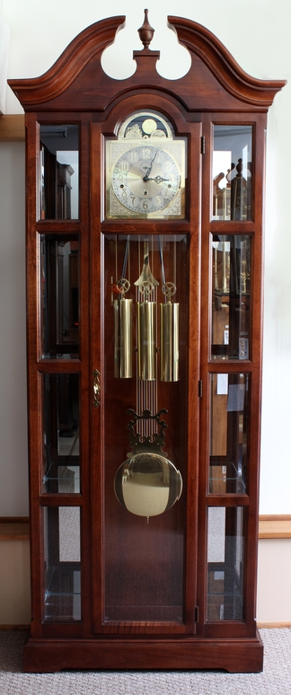 Deep Scratch Repair >> Used Grandfather Clocks For Sale
